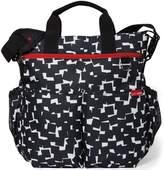 Skip Hop Duo Cubes Signature Diaper Bag