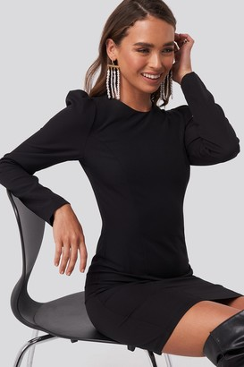 Trendyol Mini Puff Sleeve Dress