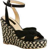 Frye Charlotte Twist Ankle-Strap Sandal (Women's)