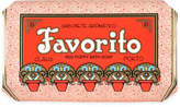 Claus Porto Favorito (Red Poppy) Bath Soap by 12.3oz Bar)