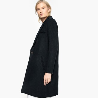 School Rag Long Masculine Coat