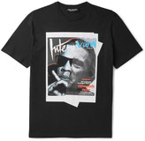 Neil Barrett - Jay De Niro Slim-fit Printed Cotton-jersey T-shirt