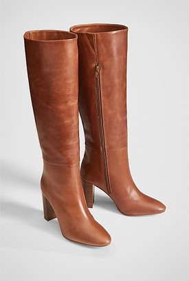 Witchery Morgan Leather Boot