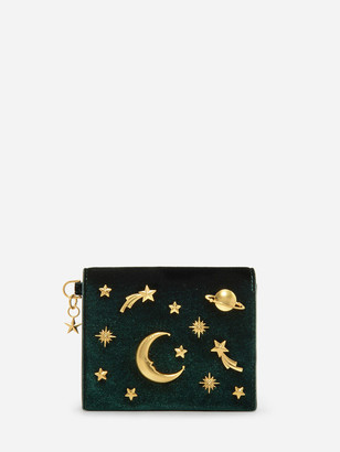 Charles & Keith Galaxy Embellished Cardholder
