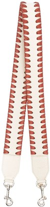 Mulberry Braided-Edge Bag Strap