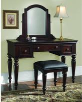 Lafayette Home Styles Vanity Table and Bench