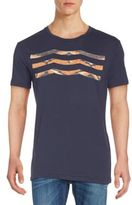 Sol Angeles Graphic Printed Short Sleeve Cotton Tee