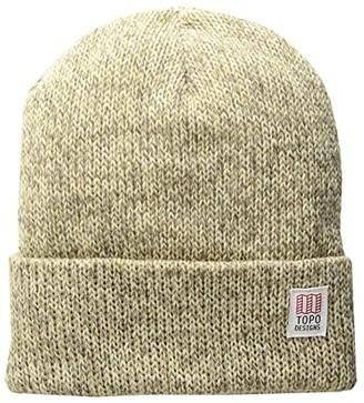 Topo Designs Ragg Cap (Oatmeal) Caps