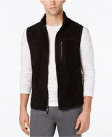 Kenneth Cole Reaction Men's Micro-Fleece Knit Vest