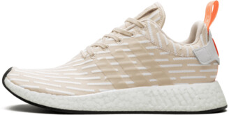 adidas NMD R2 Womens 'Linen' Shoes - Size 8W