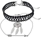 Choker Dream Catcher Necklace