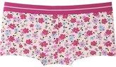 Uniqlo Women Boy Shorts (Flower)