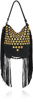 Jerome Dreyfuss Women's Mario Shoulder Bag-BLACK