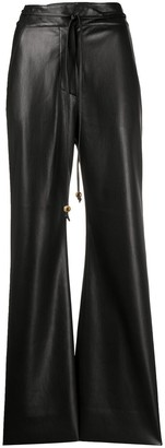 Nanushka Chimo high-waist trousers