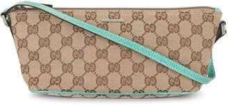 Gucci Pre Owned GG pattern shoulder bag