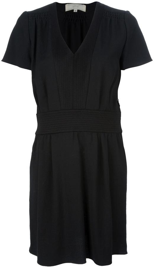 Vanessa Bruno v-neck dress