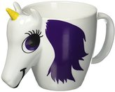 Thumbs Up Colour Changing Unicorn Mug, Multi-Colour
