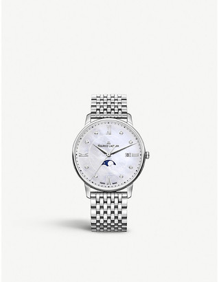 Maurice Lacroix EL1096-SS002-170-1 Eliros Moonphase mother-of-pearl
