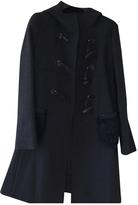 Prada Grey Wool Coat