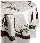 Lenox 60-by-84-Inch Oval Tablecloth