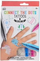 Connect The Dots Temporary Tattoo Kit