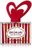 Agatha Ruiz De La Prada Oh La La Eau de Toilette Spray for Women, 1.7 Ounce