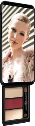 Samsung Pout Case Everyday Nude Kit Makeup Case for S8 Black & Black Case