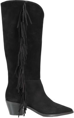 Alchimia Fringed Boots