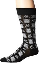 Cufflinks Inc. Darth Vader and Stormtrooper Socks Crew Cut Socks Shoes