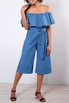 Everly Chambray Jumpsuit