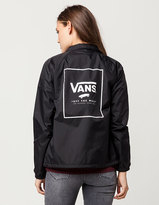 Vans Thanks Coach Womens Windbreaker Jacket