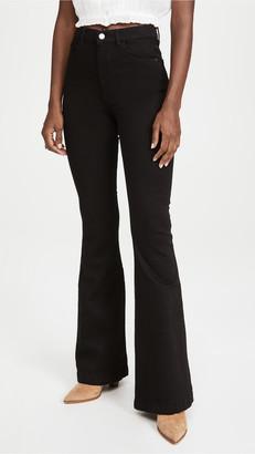 DL1961 Rachel High Rise Flare Jeans