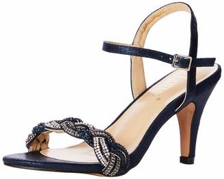 Lotus Women's Jasmine Open Toe Heels