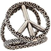 Sku 3d Peace Ring