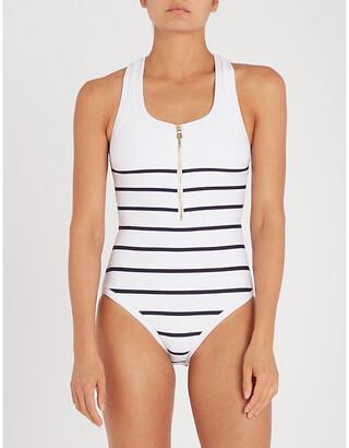 Heidi Klein Core scoop-neck swimsuit
