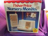 Fisher-Price Vintage 1989 Nursery Monitor