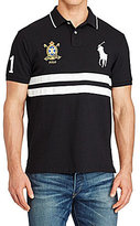 Polo Ralph Lauren Big & Tall Classic-Fit Big Pony Short-Sleeve Polo Shirt