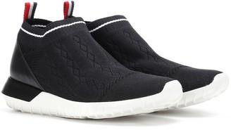 Moncler Giroflee sock sneakers
