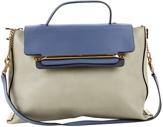 Chloé Clare Green Leather Handbags