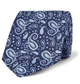 Turnbull & Asser - 8cm Paisley Silk-jacquard Tie