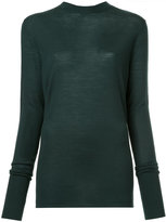 Dion Lee loop back tie jumper