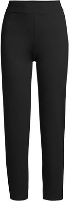 Eileen Fisher Slim Yoke Ankle Pants