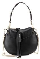 Jimmy Choo Artie Mini leather shoulder bag