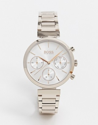 HUGO BOSS rose gold bracelet watch 1502531