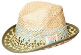 Tiger Joe Boys Cactus Head Fedora Hat