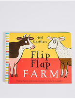 Marks and Spencer Flip Flap Farm Book