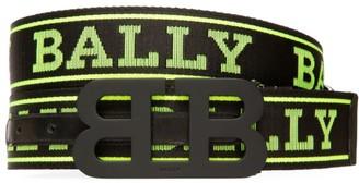 Bally B Buckle Reversible Logo Belt