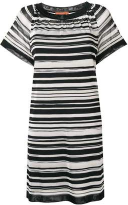 Missoni Striped Shortsleeved Dress