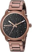Diesel Women's Flare Rocks Copper Watch DZ5560