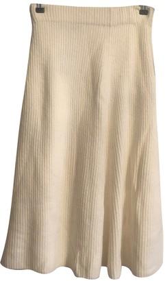 Maje Beige Skirt for Women